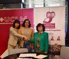 La UCLM y la Fundación Ortega y Gasset - Gregorio Marañón colaborarán en la formación de estudiantes nacionales y extranjeros