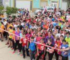 Los estudiantes de Landete celebran su III Carrera solidaria a favor de los niños de Sudán