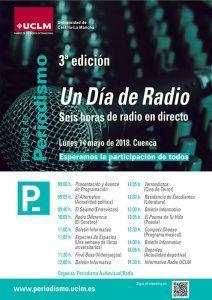 Los estudiantes de Periodismo se enfrentan a seis horas de radio en directo para celebrar Un Día de Radio