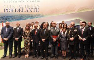 Los premiados del Día de Castilla-La Mancha muestran el orgullo de formar parte de una tierra que crece y progresa con el esfuerzo de todos