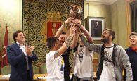 Mariscal felicita a la Unión Balompédica Conquense por su merecido ascenso a la Segunda División B