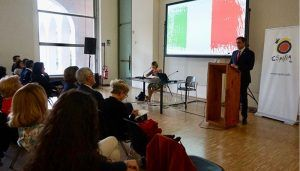Mariscal presenta en Milán la oferta turística y cultural de las Ciudades Patrimonio
