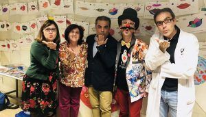 Más de 400 niños ingresados, familiares y profesionales de los hospitales de Castilla-La Mancha lanzan besos por el Día del Niño Hospitalizado
