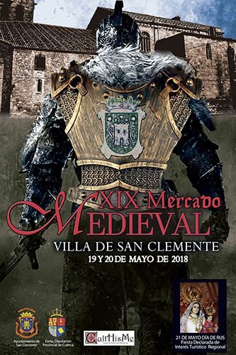 Mercado Medieval San Clemente