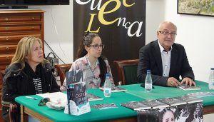 """Mónica Villarejo plantea una """"aventura de amistad"""" en su primera novela, 'El castigo de un ángel'"""