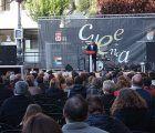 Presentaciones de libros y actuaciones en la Plaza de España copan la penúltima jornada de la Feria del Libro