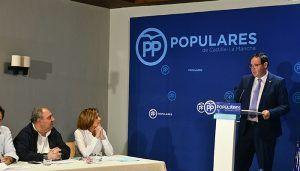 Prieto La política de Page en la provincia de Cuenca ha sido partidista, indolente y de supresión de servicios públicos