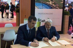 """Quabit Inmobiliaria nuevo patrocinador de """"Guadalajara, Ciudad Europea del Deporte"""""""