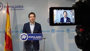 """Robisco lo ve claro """"La izquierda radical quiere tumbar al Gobierno que ha dado estabilidad a España"""""""