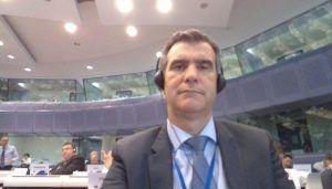 Román vota a favor de las medidas para minimizar los efectos del Brexit en los municipios españoles