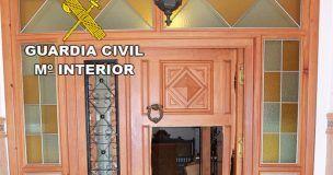 Seis detenidos por robo con violencia e intimidación en una vivienda de Loranca de Tajuña