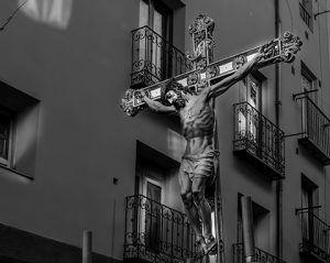 Sentimiento, de Juan José Gómez del Río, gana el concurso fotográfico del 75 aniversario de la llegada del Cristo de la Luz