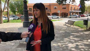 """Silvia García """"A la tercera fue la vencida. Ahora el Gobierno del PSOE tiene que hacer una buena gestión de los EDUSI si queremos que realmente sea beneficiosos para Azuqueca"""""""