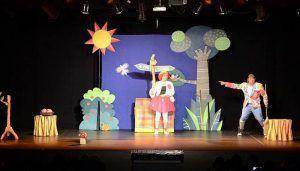 Teatro infantil para la tarde del domingo, 20 de mayo, en el Moderno