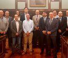 Toman posesión cinco funcionarios de carrera como trabajadores de la Diputación de Guadalajara