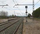 Tres fallecidos al arrollar un tren de mercancías a un turismo en Fontanar