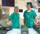 Un estudio demuestra la eficacia de la idea de dos celadores del Hospital Parapléjicos que mejora la posición del lesionado medular en la mesa quirúrgica