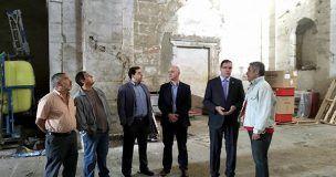 Una inversión de 1.150.000 euros más para la segunda fase de la iglesia de Santo Domingo en Huete