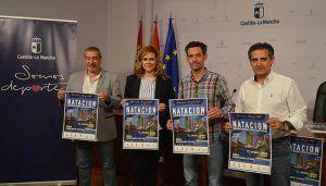 Unos 250 nadadores participarán en el Campeonato Regional de Natación en Edad Escolar que se disputará en Cuenca este fin de semana