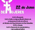 V Encuentro Comarcal de Asociaciones de Mujeres que organiza el Centro de la Mujer de Huete será en Villalba del Rey