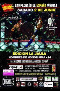 Yunquera de Henares albergará este sábado 2 de junio el Campeonato de España de WMMAA