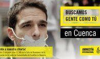 Amnistía Internacional ofrece una charla para constituir un grupo de activistas en Cuenca