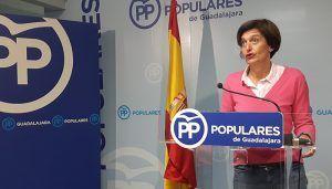 """Ana González muy clara """"Con un gobierno formado a golpe de efecto no se resuelven los problemas que España tiene por delante"""""""