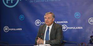Cañizares denuncia la traición de Sánchez y Page a España y Castilla-La Mancha votando con Bildu y los independentistas