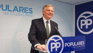 """Cañizares """"Page y Sánchez son dos supervivientes políticos y eso no es bueno ni para la región ni para España"""""""