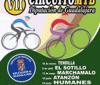 Campeonato Provincial de MTB en Humanes el próximo domingo