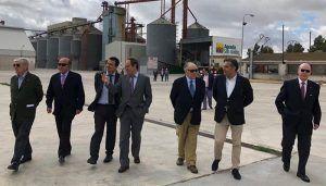 Castilla-La Mancha incide en trabajar en una PAC fuerte para que se mantengan los recursos de los cultivos herbáceos de secano