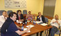 CEOE-Cepyme Cuenca analiza los distintos locales de su nueva sede para acoger sus servicios