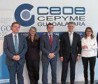 Cepyme Guadalajara y el bufete Rodrigo Abogados firman un convenio de colaboración