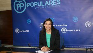 Claudia Alonso lo tiene claro A Page y Sánchez lo que les une es el ansia de poder a cualquier precio