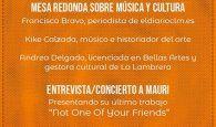 Compact Cheese Music celebra su primer aniversario en Toledo