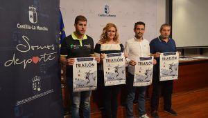 Cuenca acogerá el sábado el Campeonato Regional de Triatlón para los deportistas en edad escolar