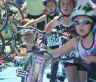 Cuenca proclama a los campeones regionales de triatlón en edad escolar
