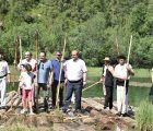 Declarado BIC el oficio de ganchero y el transporte fluvial de la madera en Castilla-La Mancha