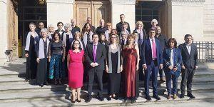 Doménech acompaña a la comunidad rumana de Cuenca en la celebración del Día de C-LM con un concierto de música clásica