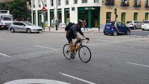 El 4% de los heridos graves en accidente de Tráfico en Cuenca, y el 2,5% en Guadalajara, es ciclista