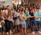 El 62,8 por ciento de los llamados a ocupar una de las 923 plazas a Secundaria y FP han participado en la mañana de hoy en el proceso de oposición