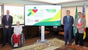 El 7 de octubre tendrá lugar la 6ª Carrera Solidaria Fundación Eurocaja Rural-Tello