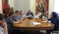 El Ayuntamiento de Cuenca aprueba ceder a la Junta de Comunidades el frontón del Colegio Federico Muelas