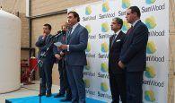 El Ayuntamiento de Cuenca hace posible la instalación y apertura de la nueva fábrica