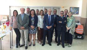 El Ayuntamiento de Guadalajara felicita al CAMF en el 30 aniversario de su implantación en la ciudad