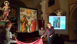 El Ayuntamiento de Huete agradece a Teresa Cavestany su gran implicación en la restauración del patrimonio de la ciudad