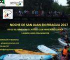 El Club Piragüismo Cuenca con Carácter celebrará un paseo nocturno en la mágica noche de San Juan
