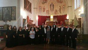 El Coro Alonso Lobo viajó a Alemania para interpretar sus polifonías ante el público bávaro