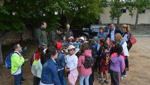 El Gobierno regional celebra el Día del Medio Ambiente junto a los escolares de Cuenca