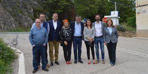 El Gobierno regional comienza la instalación de antenas 4G en Henarejos y Las Rinconadas